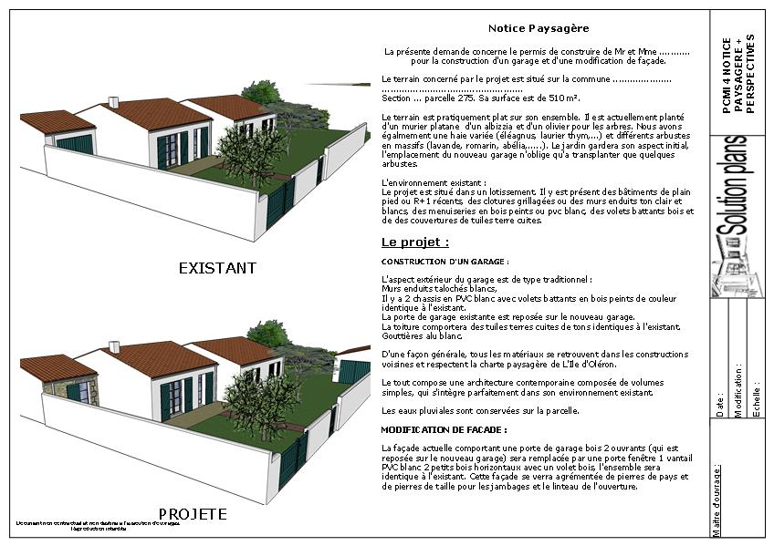 Permis modificatif maison individuelle segu maison for Permis construire modificatif